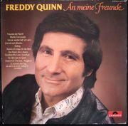 LP- Freddy Quinn - An meine