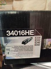 Laserdrucker s w Lexmark e332n
