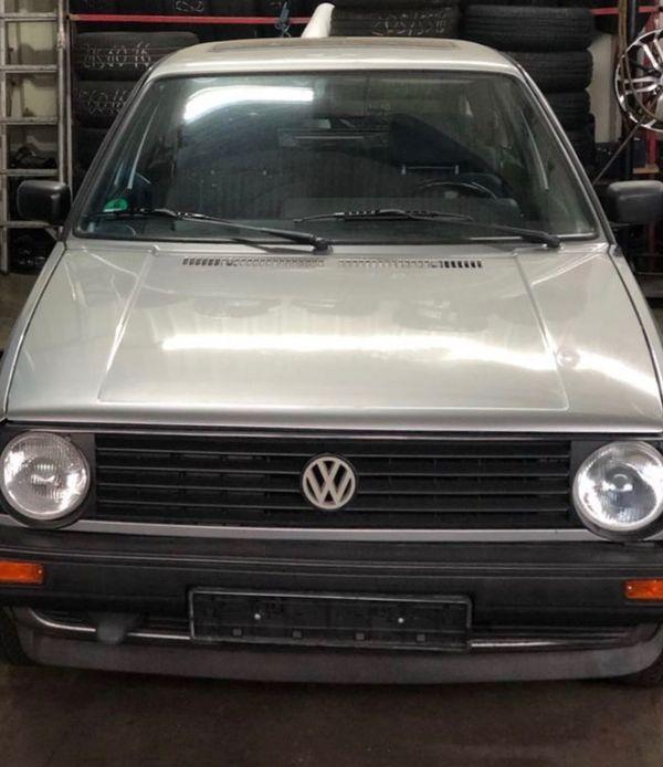 Golf 2 von 1990 TÜV