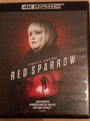 Red Sparrow 4K Ultra HD
