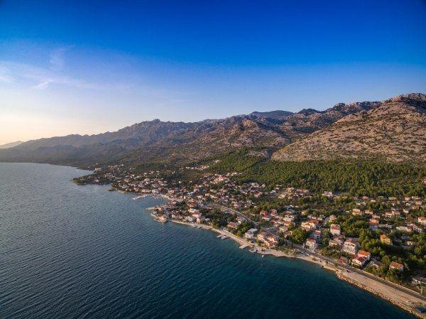 Ferienwohnung in Kroatien Strandnähe