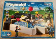Playmobil 3135 Super Set Seehundbecken