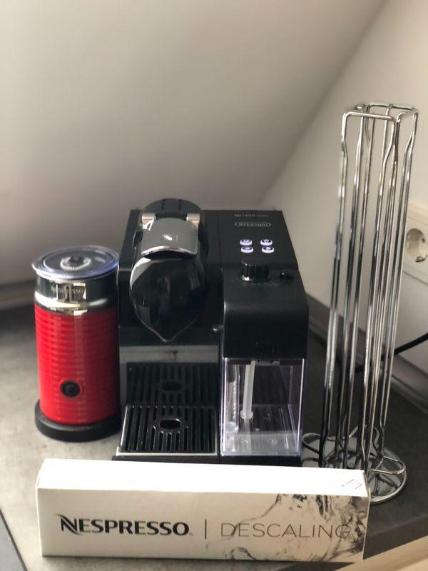 DeLonghi Nespresso Lattissima EN 520