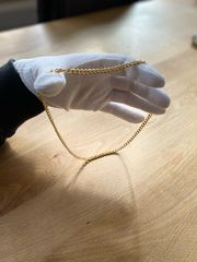 Goldkette Halskette Vergoldet