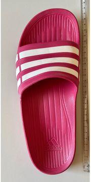 Adidas Badelatschen - Damen Pink Gr