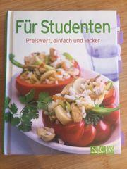 Kochbuch Für Studenten ISBN 978-3-625-12335-4