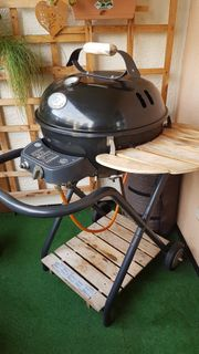 COMPACTCHEF Gas-Grill