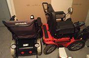 Zwei Elektro Rollstühle aus Nachlass