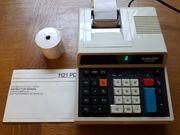 Adler Rechenmaschine Tischtaschenrechner