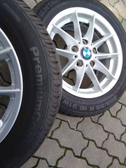 Satz Orginal Sommerreifen BMW F20