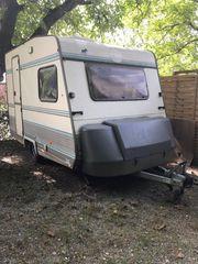 TEC 340 Wohnwagen zu verkaufen