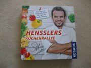 Steffen Hensslers Küchen Rallye