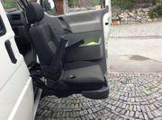 VW Bus Caravelle mit Einbauten