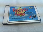 Fritz Card v2 0 PCMCIA
