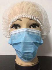 Mund-Nase-Schutz 3lagig 1 Packung 50