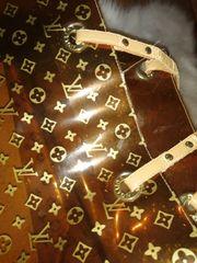 Louis Vuitton Strandtasche