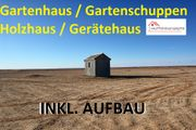 Gartenhaus INKL AUFBAU Gartenschuppen Holzhaus