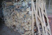 Brennholz Scheite trocken 33cm Stücke
