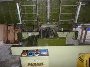 Paoloni Abricht und Dickenhobelmaschine Hobelmaschine