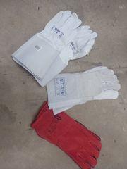 Schweißer-Handschuhe