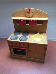 Spielküche Holz