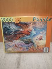 Puzzel 2000 Teile