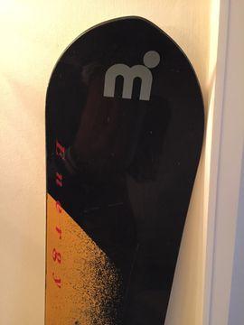 Snowboards - Mistral G60 Energy Raceboard 160