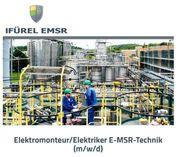 Elektromonteur Elektriker E-MSR-Technik m w