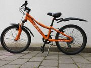 Mountainbike - 20 Zoll - Centurion - R-Bock - Orange
