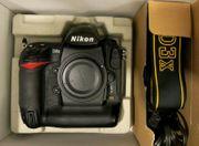 Nikon D3x Vollformat Kamera in