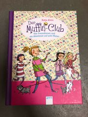 3 Bücher Muffin Club