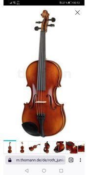 violine 4 4 nagelneu mit