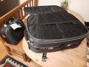 Koffer mit Beautycase neuwertig