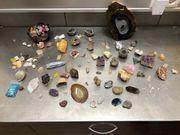 Edelsteine Mineralien