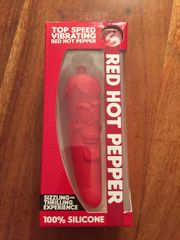 Red hot Pepper Vibrator Shots