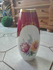 Schöne Große Vase HUMMENDORF KRONACH