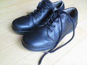 Schuhe schwarz Junge festlich Kommunion