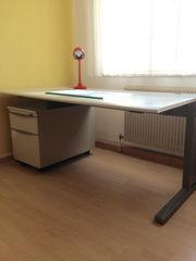 Schreibtisch Büroschreibtisch 160 x 80