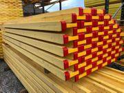 15 x Holzträger 3 9m