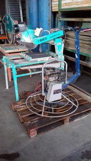 Glattmaschine für Beton Verdini Level