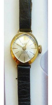 Damenuhr 14Carat- 585 Gold Marke