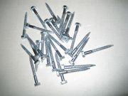 Sechskant Holzschrauben Schlüsselschrauben 8 x