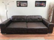 Big Sofa - Wohnzimmer Couch