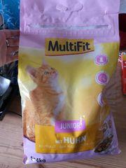 Katzen Futter