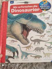 Dinosaurier Wieso Weshalb Warum