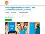 Empfangsmitarbeiter Front Desk m w
