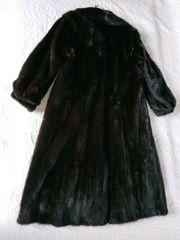 Nerzmantel Größe 38 Mantel aus