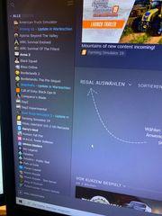 Steam Account 50 Spiele Rainbow