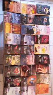 Romane - ca 60 Taschenbücher