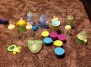 diverse Flaschen und sonstiges